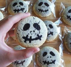 할로윈 브라우니 쿠키 만들기 효썸