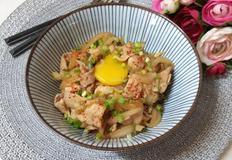 부타동(부타돈)만드는법 일본식 돼지고기 덮밥-돈부리