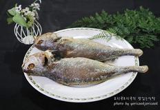보리굴비 찌는법 짭조름하니 고급 생선반찬