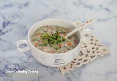 현미 브로콜리 두유죽~철분이 풍부한 영양 만점 이유식
