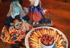 Happy Halloween ! 마녀 손가락 쿠키 만들기