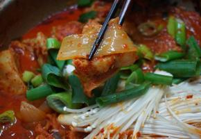 한국인의 소울푸드~돼지고기 김치찜