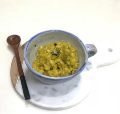 [후기이유식] 단호박 오트밀 이유식
