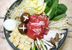 스키야키 :: 샤브샤브보다 맛있는 비주얼 갑, 일본식 전골♥