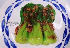 청경채 볶음 (집밥 백선생): 간단 반찬, 청경채 요리