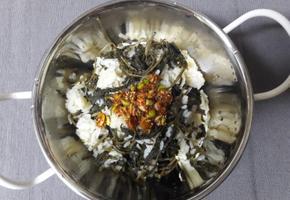 곤드레밥 신속하게 해먹기