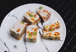 치킨 미트로프 강아지 자연식 화식 간식 만들기