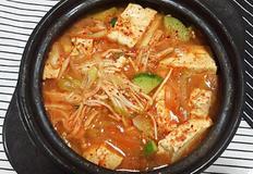 쌀쌀한 날 찌개요리 :: 구수하고 칼칼한 된장찌개 / 기본에 충실