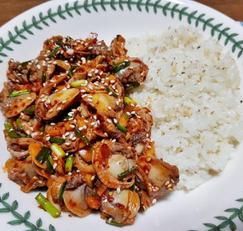 특별한 제철요리 ★꼬막비빔밥★ 30분만에 해감하는법
