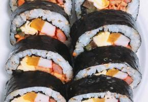 매운 불어묵 김밥(특별한 날에)