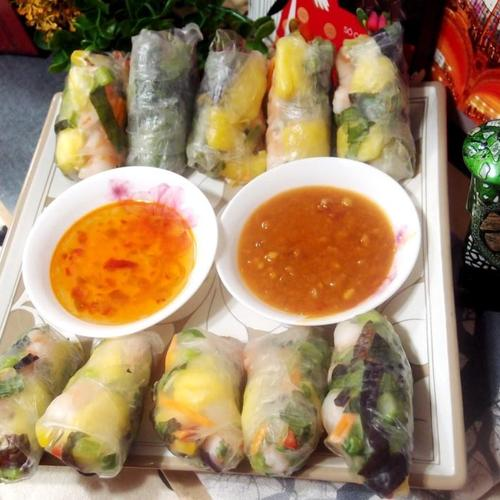 #베트남요리 #손님접대요리 #월남쌈만들기 #땅콩소스만들기 #월남쌈소스와 땅콩소스에 찍어 먹는 건강한 맛!!