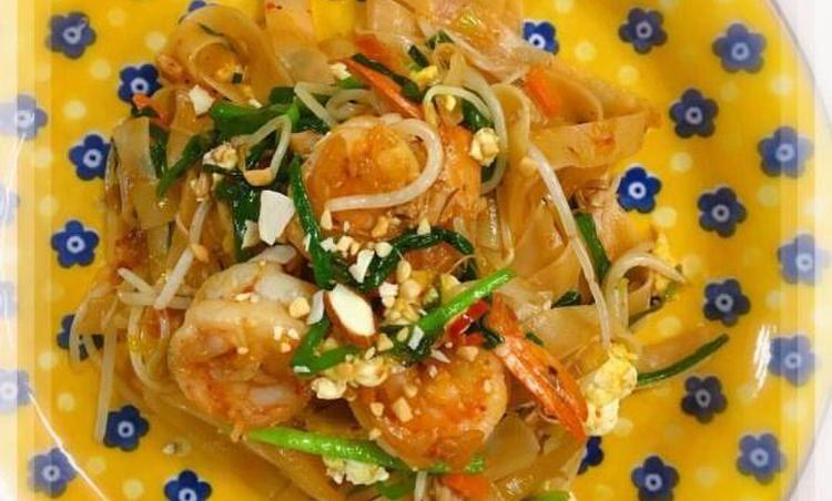 특별한 볶음 쌀국수 : 팟타이