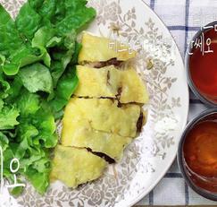 베트남 여행가면 꼭 먹는 요리! 반쎄오 집에서 직접 만들기(※반쎄오 가루 없이 만드는 방법)
