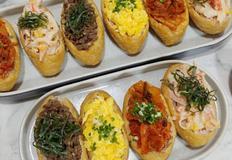골라먹는 유부초밥(소고기, 크래미, 김치, 계란 다 있어요)