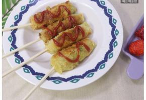 닭 가슴살 소시지로, 핫도그 만들기, 핫도그 만드는 법, 아이 간식.