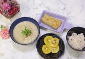 들깨버섯수제비,갈치구이,아이반찬,유아반찬, 4살식단,3살식단,유아식식단,버섯요리,국물요리