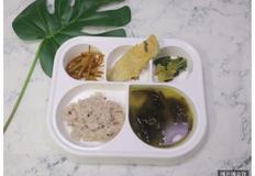 우엉조림, 가자미 구이, 얼갈이 나물, 들깨 미역국, 아이 반찬, 들깨 요리, 유아 반찬, 유아식 식단, 4살 식단