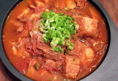 삼겹살 묵은지 찌개 ; 백종원 김치찌개 레시피(겨울 보양식)