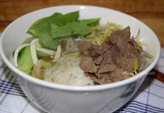 집에서 쉽고 간단하게 만드는 베트남쌀국수