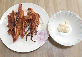 딱딱한 마른 오징어,촉촉한 반건조 오징어로 만드는 초간단 방법