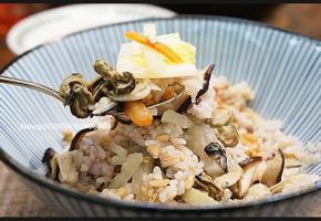 굴밥, 굴밥 만드는 법, 백종원 굴밥 만들기, 전기밥솥 굴밥 만들기
