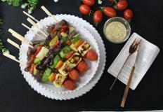홈파티음식 쇠고기꼬치구이 만드는법!