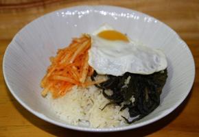 별미밥 곤드레나물비빔밥