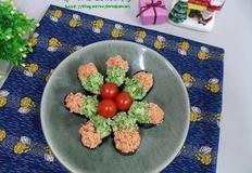 홈파티요리/명란 군함초밥