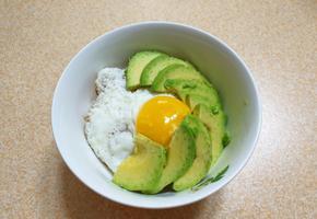 아보카도비빔밥 아보카도 초간단 건강요리