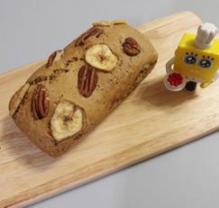 홈파티에 빠질 수 없는 바나나파운드케이크 만들기:)