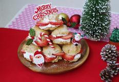 크리스마스 비스킷 트리