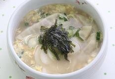 새해에~구수하고 깊은맛이 좋은 사골떡만두국 끓이는법 *^^*