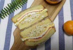 키위소스로 만든 토스트맛집 따라잡기 '이삭st토스트'