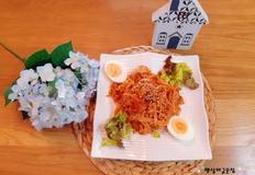 김치 비빔국수 만드는법 양념장 황금레시피