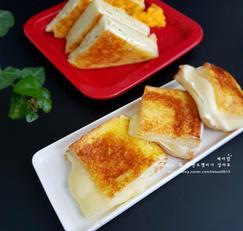 치즈 프렌치토스트 / 간식 만들기
