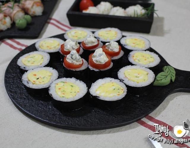 계란말이초밥