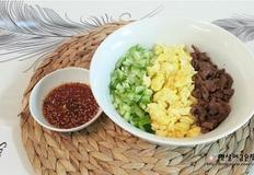 삼색소보로덮밥 만드는법 일식덮밥