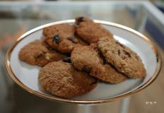 다이어트 간식- 홈베이킹 오트밀 쿠키