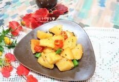 간장 감자조림, 맛있는 간단 밑반찬
