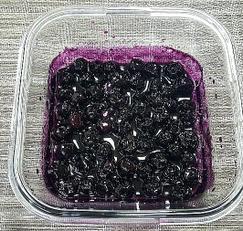 초간단 블루베리 잼 만들기