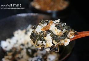맛있는 곤드레밥과 빠끔장, 다이어트에 도움되는 곤드레