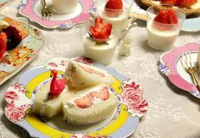 딸기 샌드위치 / Strawberry Sandwich