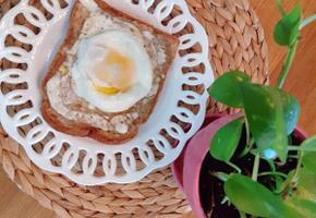 초간단 영양간식 마약토스트 만들기