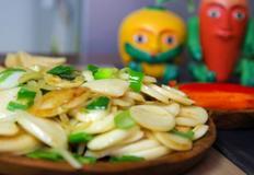 초간단 간식 : 간장 버터 떡볶이 /Tteok bokki (Butter, Soy sauce)