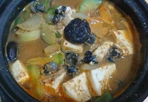 다이어트에 좋은 집에서도 만들 수 있는 식당 된장찌게 황금레시피(feat. 우렁된장찌개
