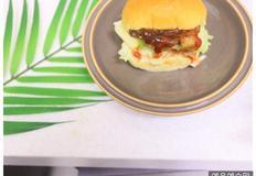 햄버거 만들기, 아동요리, 모닝빵 요리, 아이 간식, 아이들과 함께하는 요리,