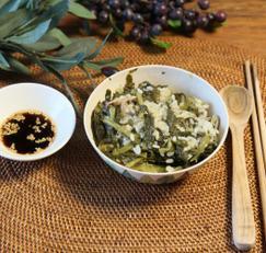 시래기밥 / Siraegi Rice