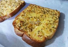 식빵마늘빵 만들기 아기간식으로 굿굿굿:)