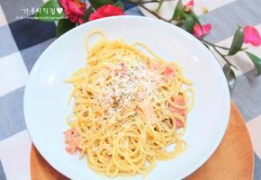 엔초비 오일파스타~ 손쉬운 한그릇 요리
