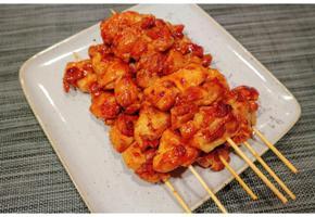[간식]제자카야 길거리 닭꼬치